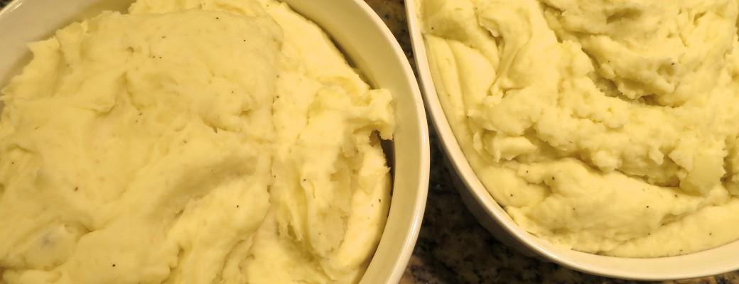 Make-Ahead Creamy Mashed Potatoes