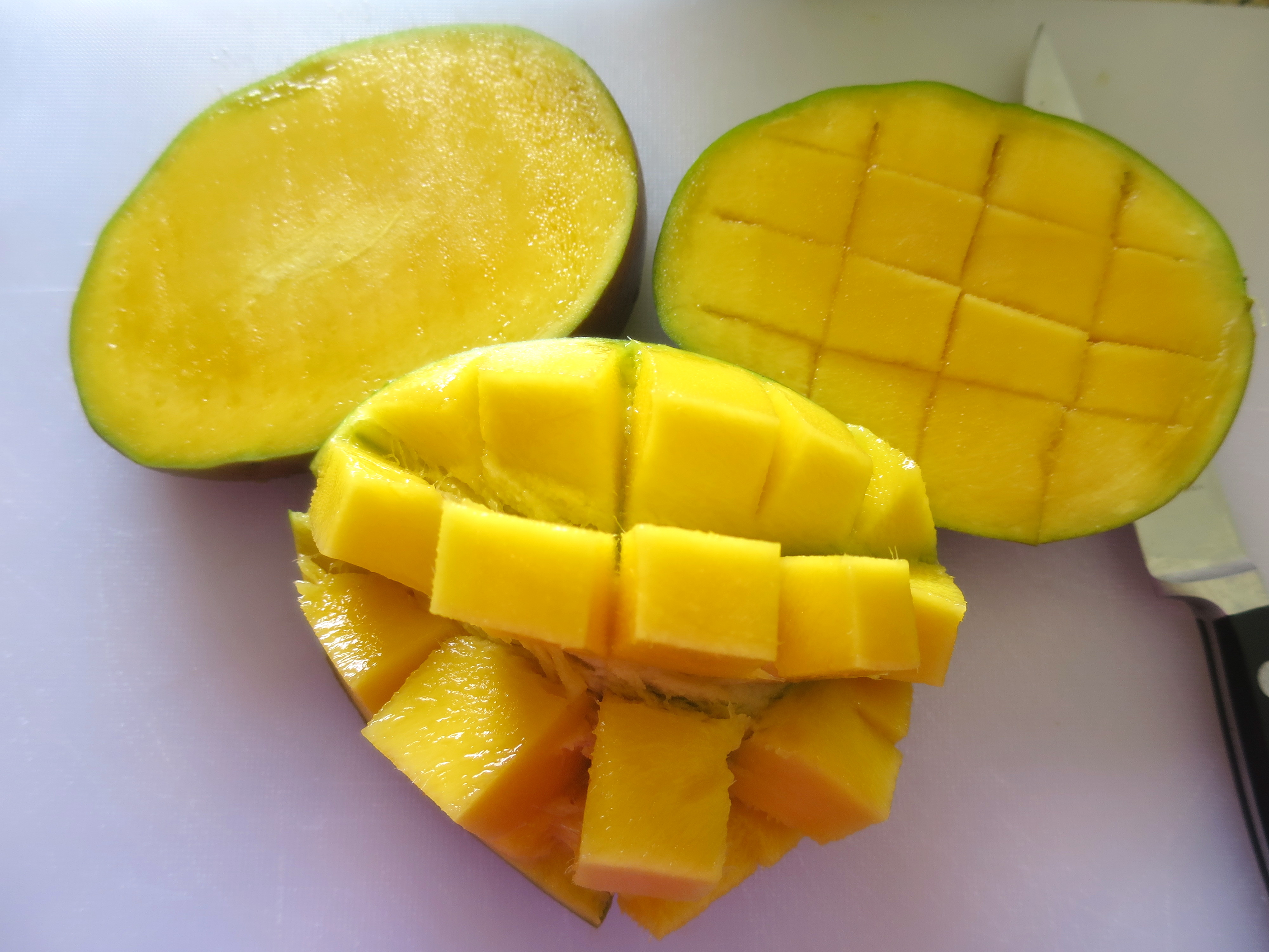 tasty how to cut a mango