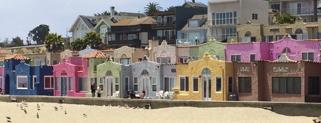 A Weekend Get-Away to Capitola By The Sea