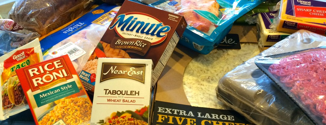 Hunger in America ~ Feeding my Family on a Budget: Week One