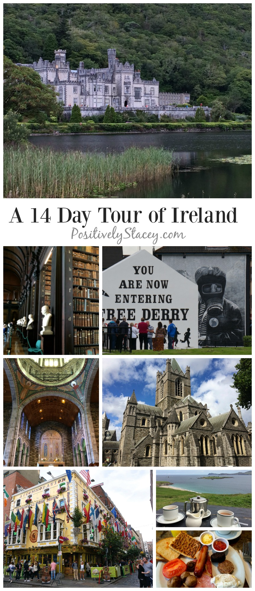 Our Ireland Itinerary - A 14 Day Tour of the Island