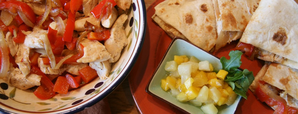 A Delicious & Healthy Lunch – Quick Too!