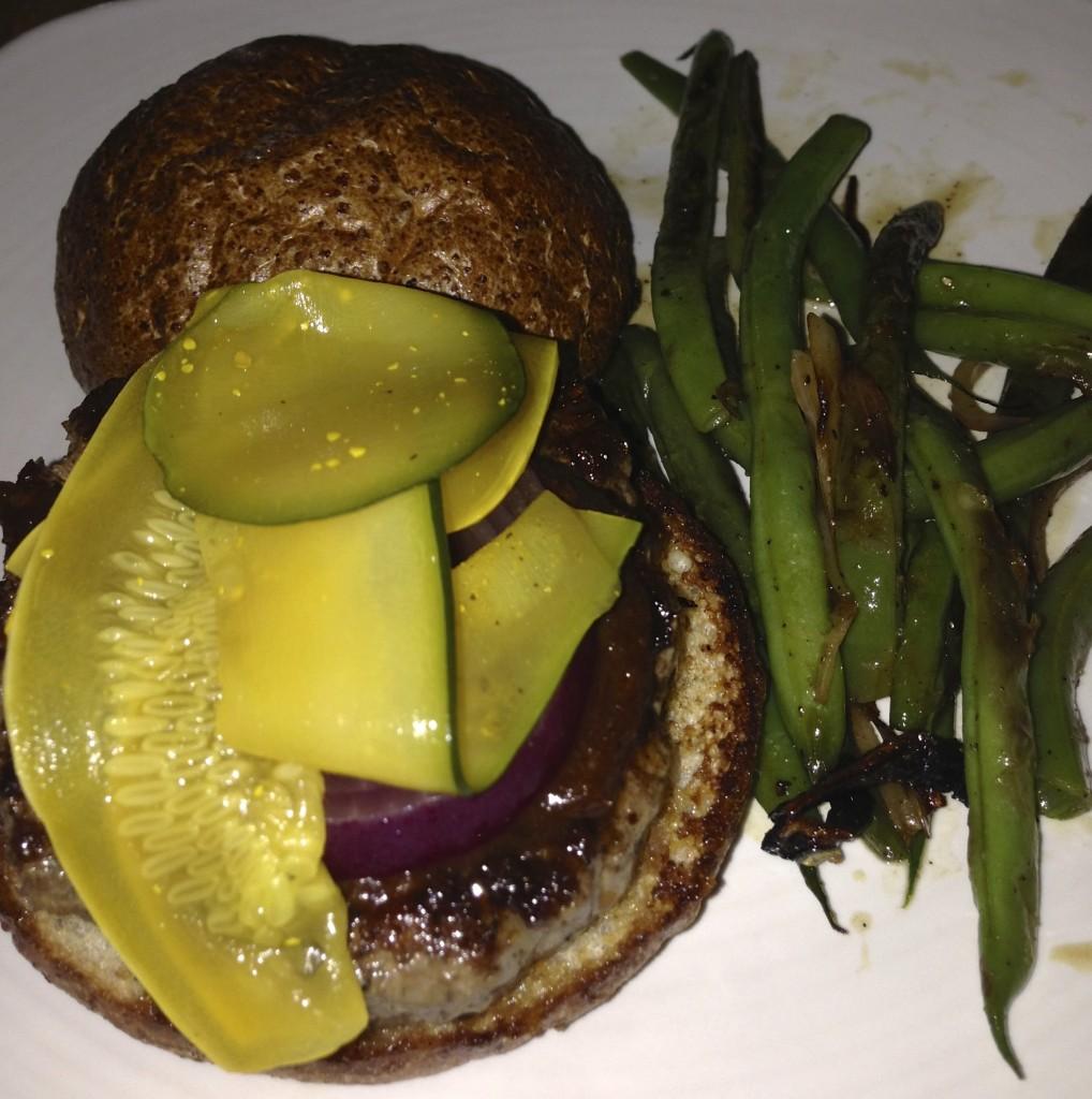 Feed Burger