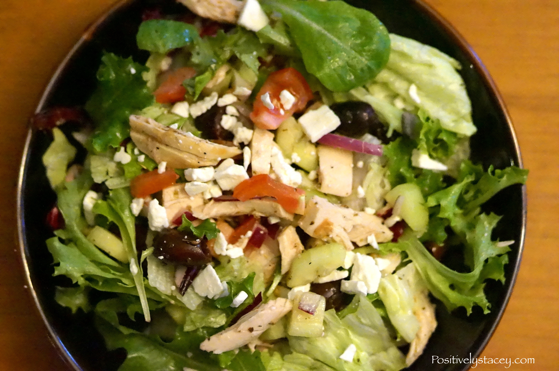 Chopped-Chicken -Greek-Salad