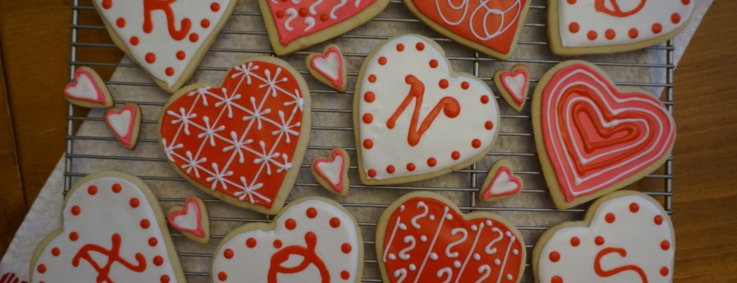 Give a Heart – Sugar Cookies