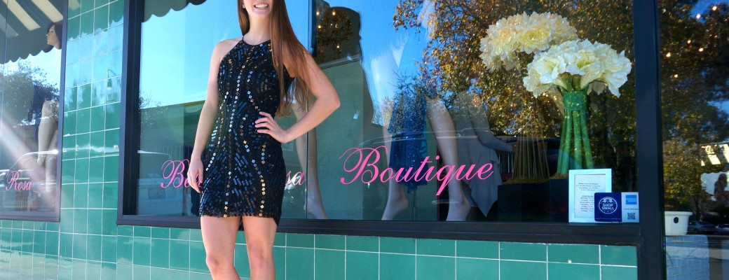 Holiday Fashions at Bella Rosa Boutique in Los Gatos
