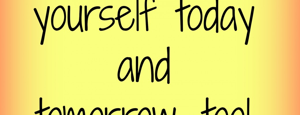 My 2015 Year of Self-Care Review