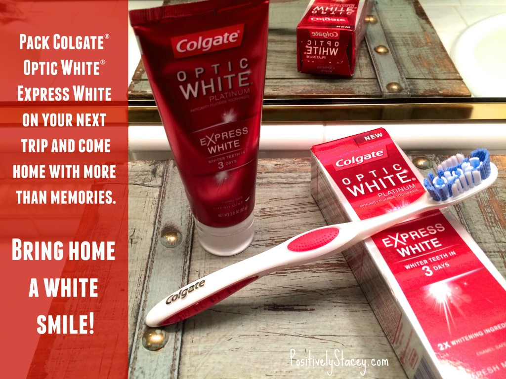 Colgate® Optic White® Express White