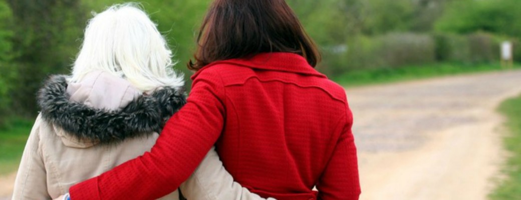 Unconditional Love and Caring for a Family Member with Alzheimer's Disease