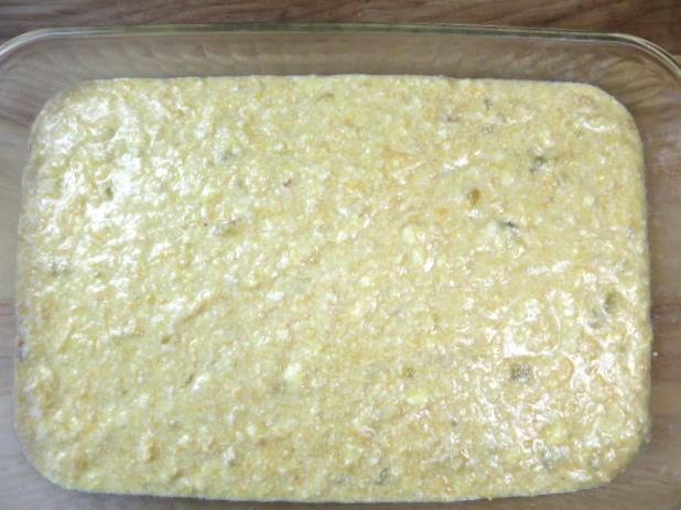 Chili Cheese Corn Bread