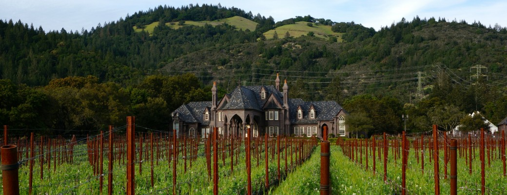 Ledson Winery and Vineyards in Sonoma County