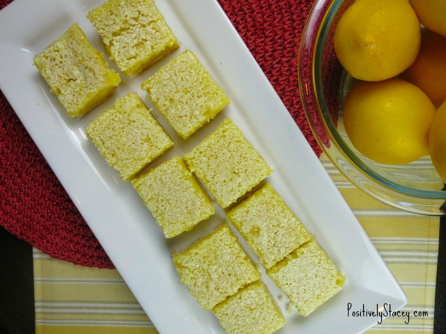 Lemon Bar Tray