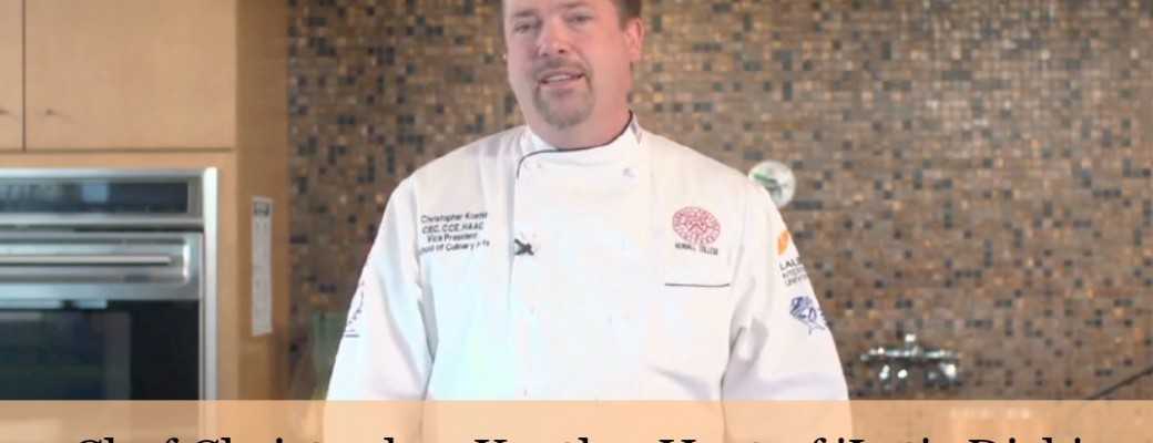 The Hottest Food Trends With Chef Chris Koetke