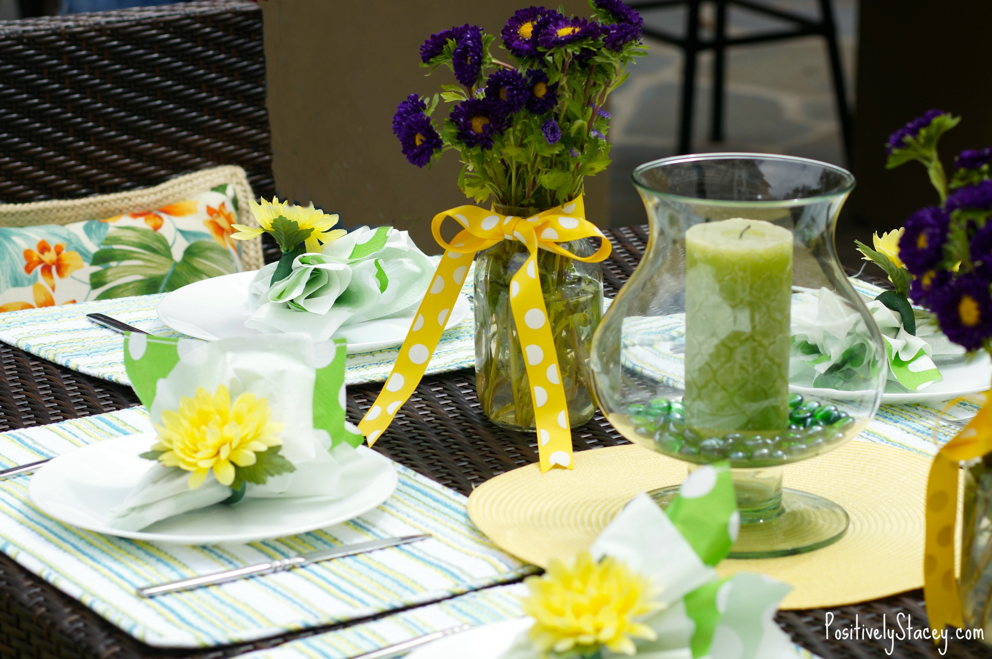 Summer Tablescape 1