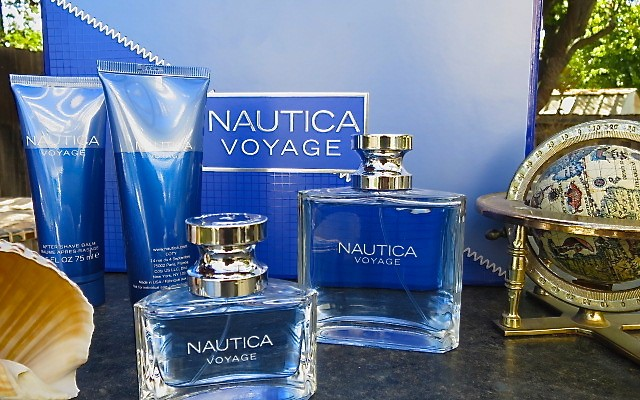 Celebrating the Anchor in My Life with a Nautica Voyage Gift Set and a Trip to the Beach