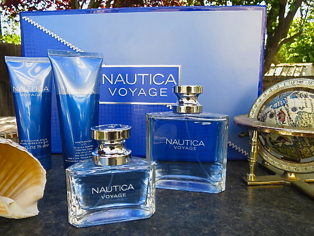 Celebrating the Anchor in My Life with a Nautica Voyage Gift Set ...