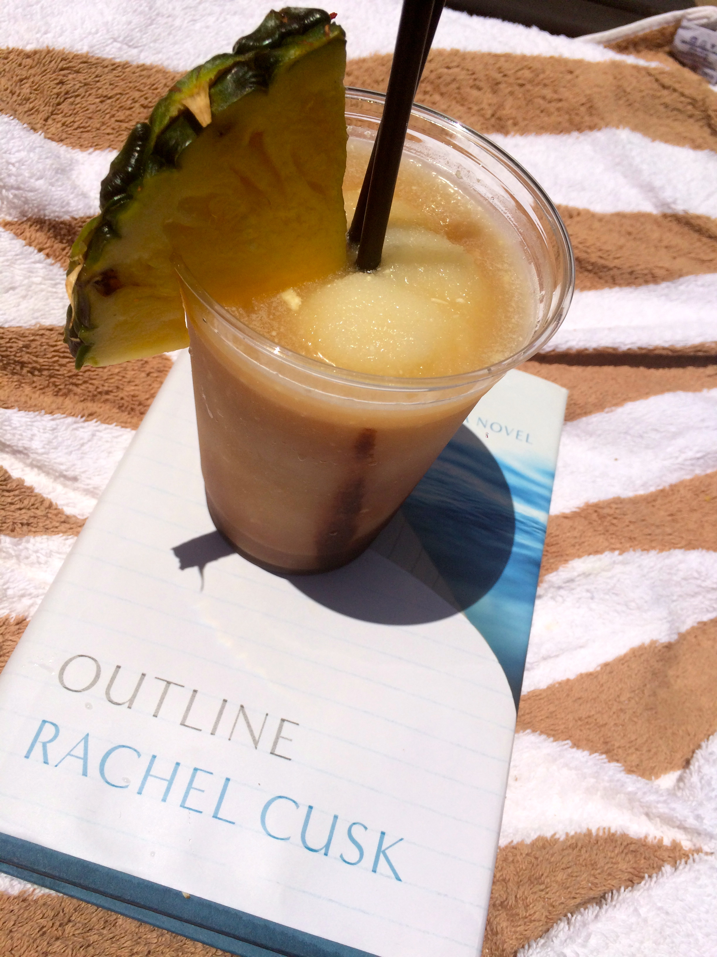 The Outline by Rachel Cusk