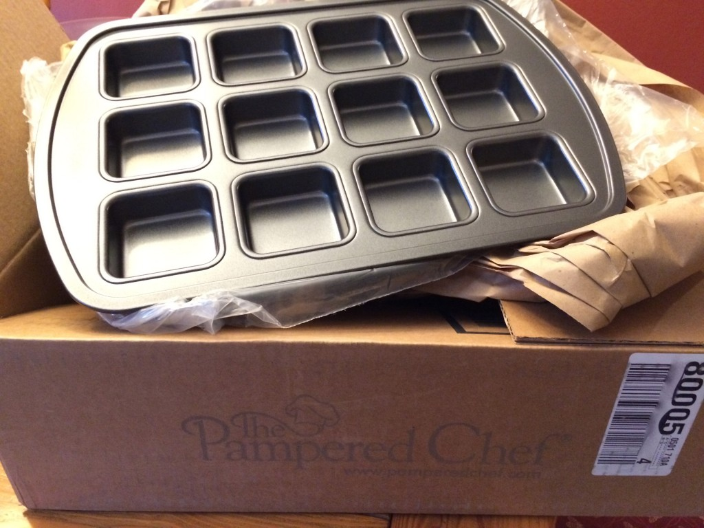 Pampered Chef Pan
