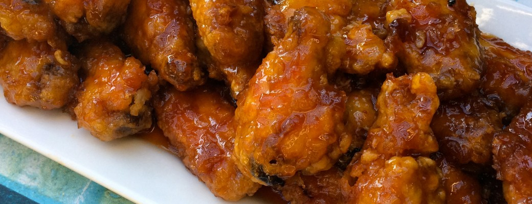 Tempura Chicken Wings Recipe