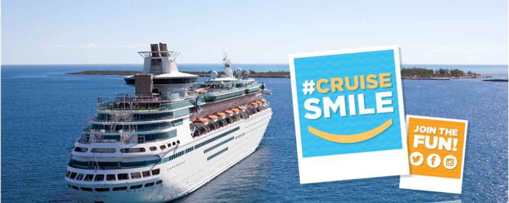 Win a Cruise! #CruiseSmile Sweepstakes