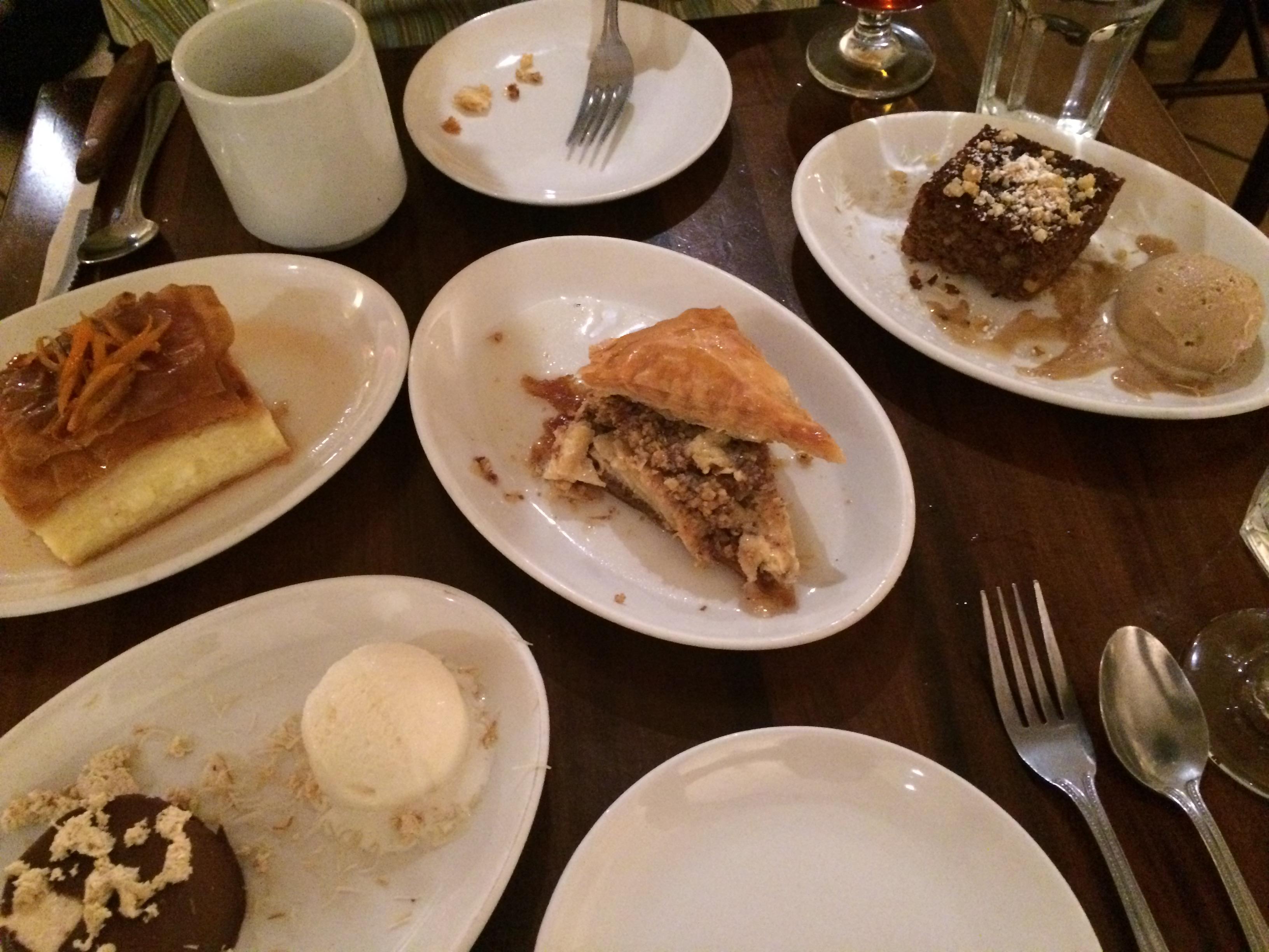 Kefi Desserts
