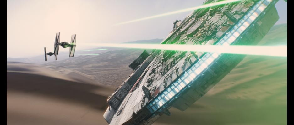 Star Wars: The Force Awakens Trailer Debut Today!