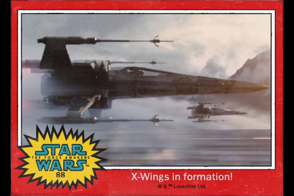 starwars x-wings