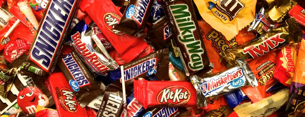Treats for the Troops! Share Your Halloween Candy