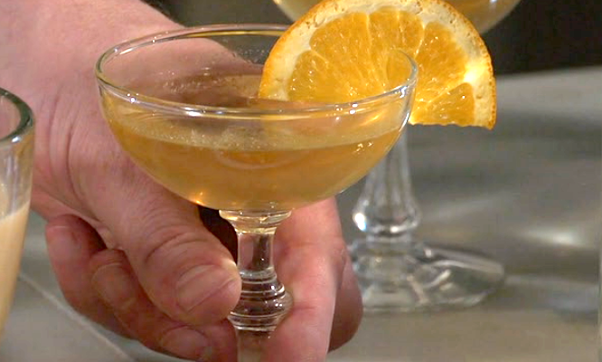 Holiday Cocktails From Mixologist Ted Kilgore