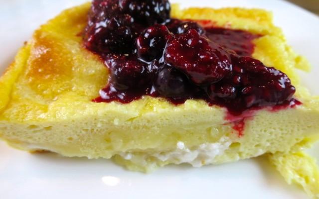 Cheese Blintz Soufflé Recipe