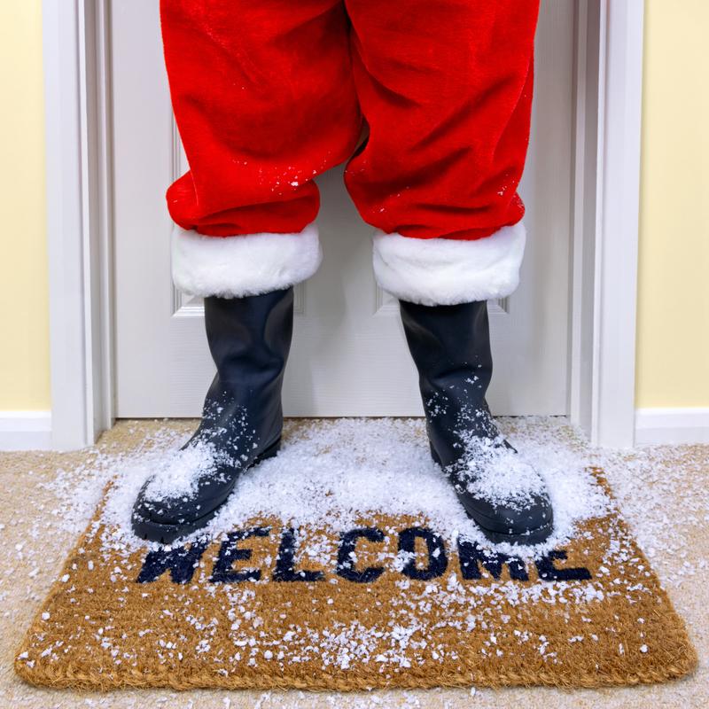 Travel Tips From Santa