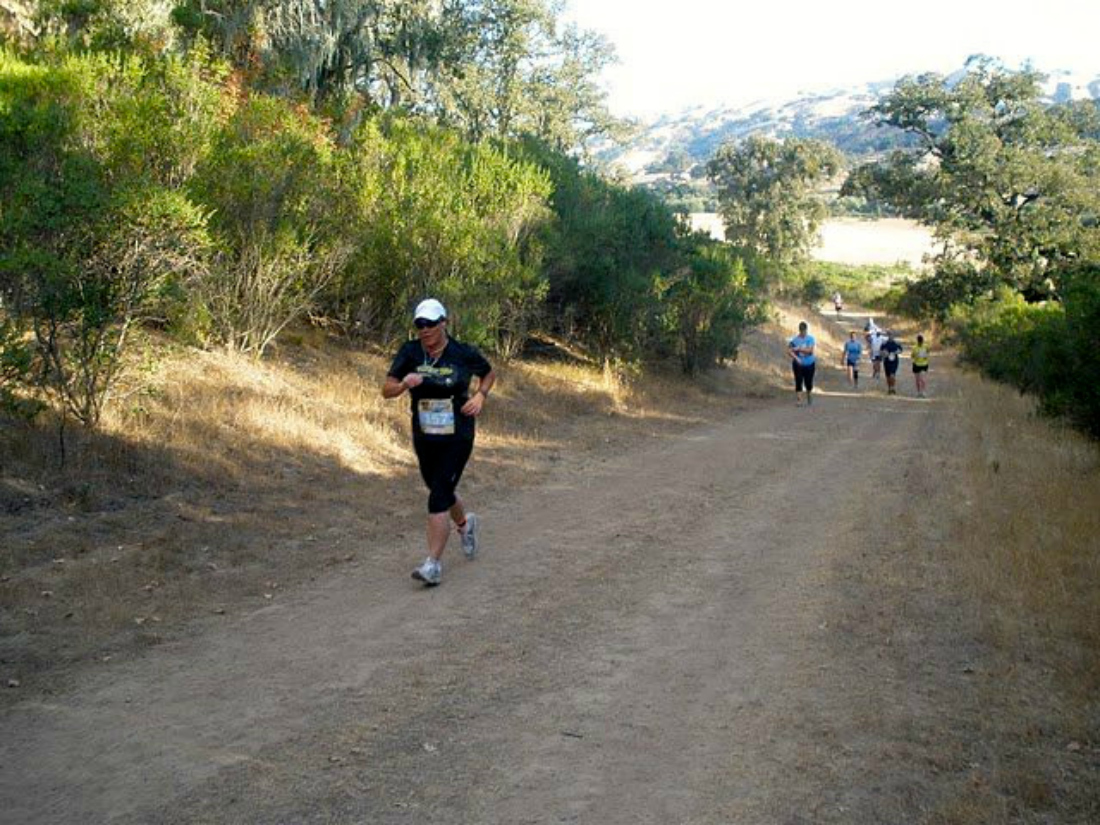 Brazen Trail Run