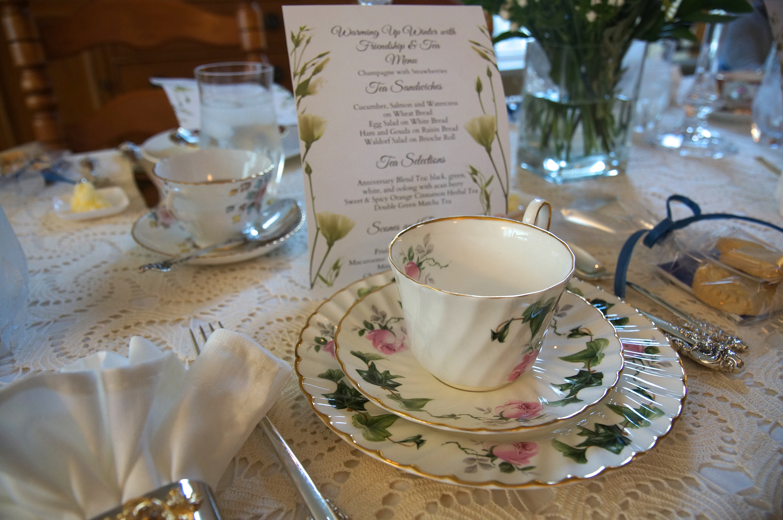 Winter Tea Party