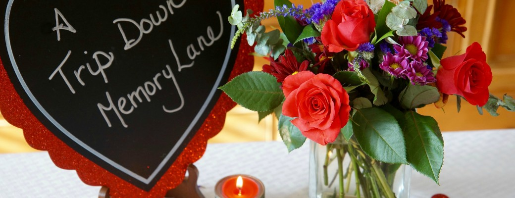 A Romantic Dinner Idea – A Trip Down Memory Lane