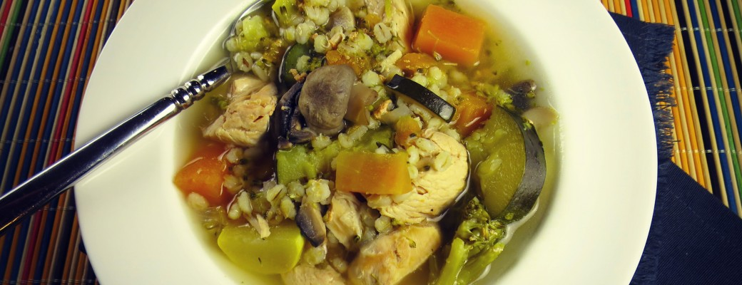 Chicken and Barley Soup Recipe – FMD Phase One