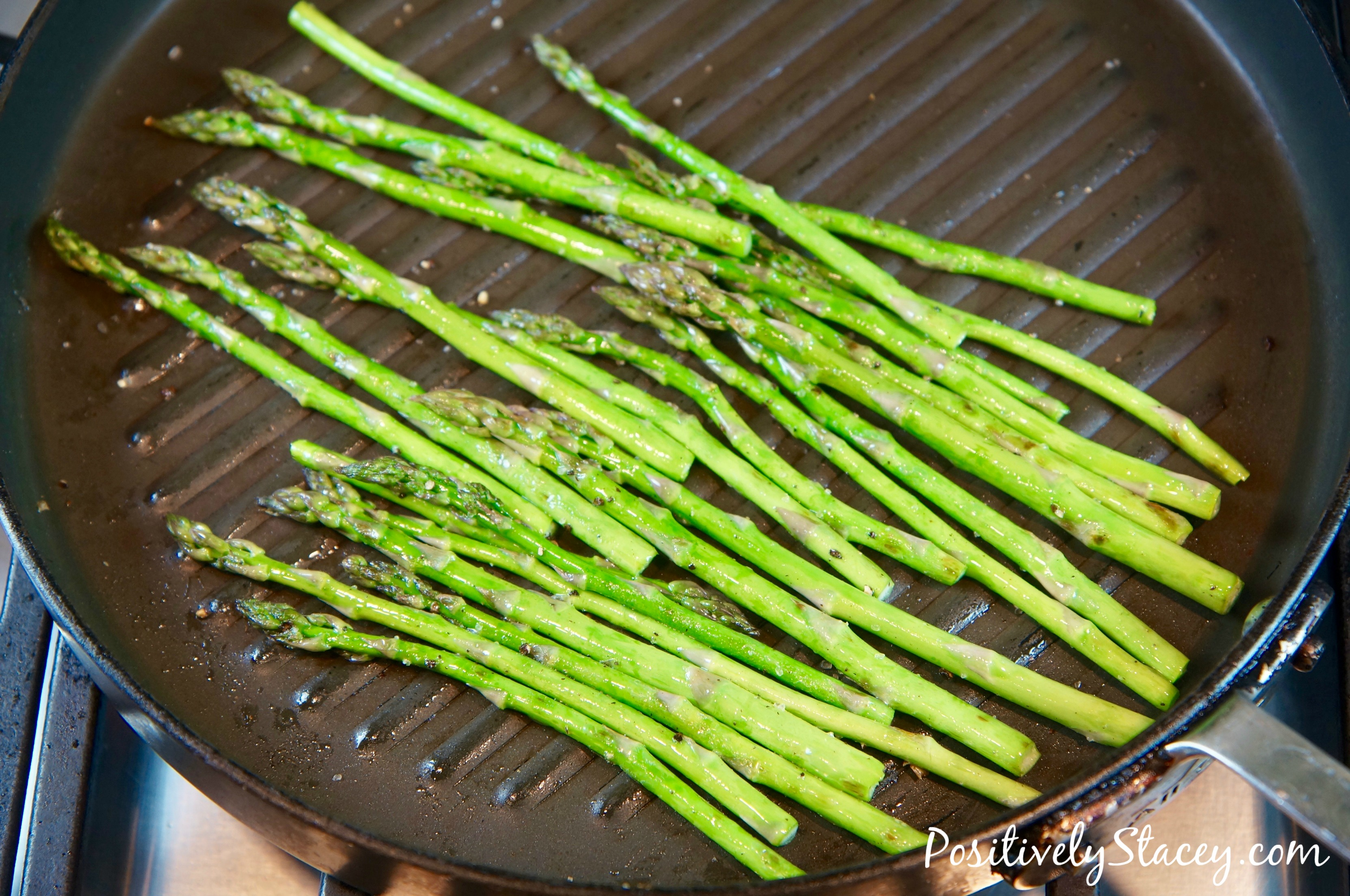 Grilled Asparagus How To Make Easy Baconwrapped Filet Mignon Positively  Stacey
