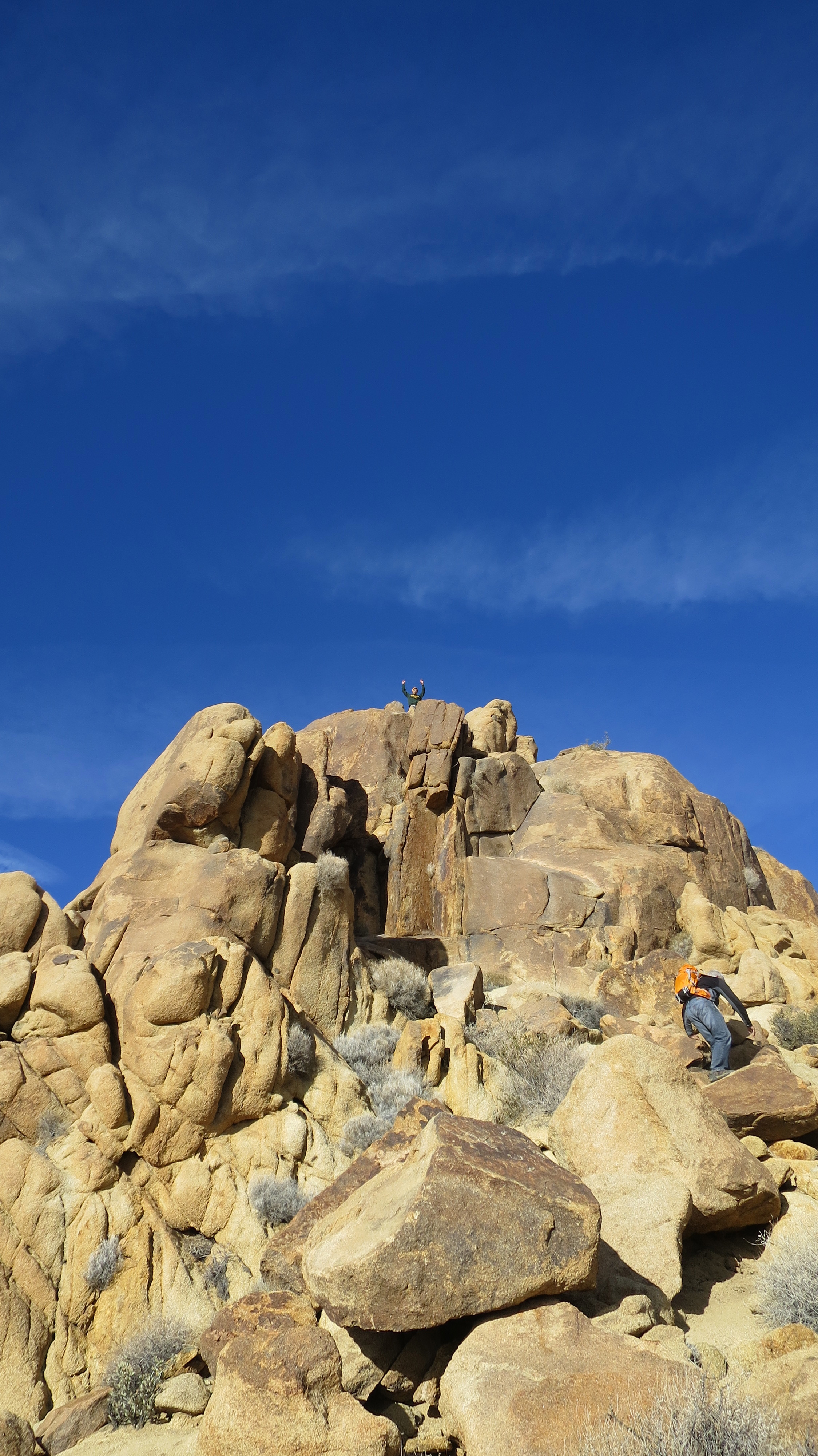 Joshua Tree National Park Mastadon Peak