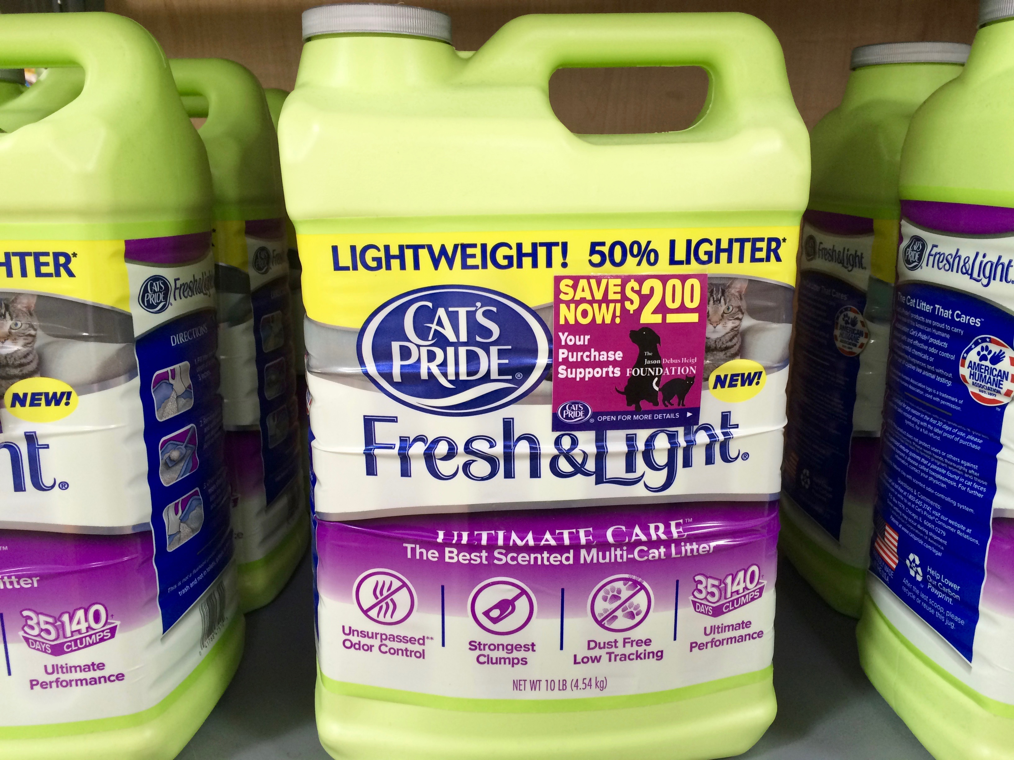 Fresh & Light Ultimate Care®