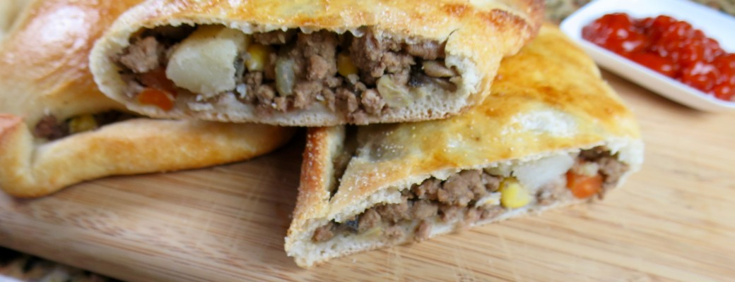 Savory Beef and Veggie Hand Pies #SundaySupper