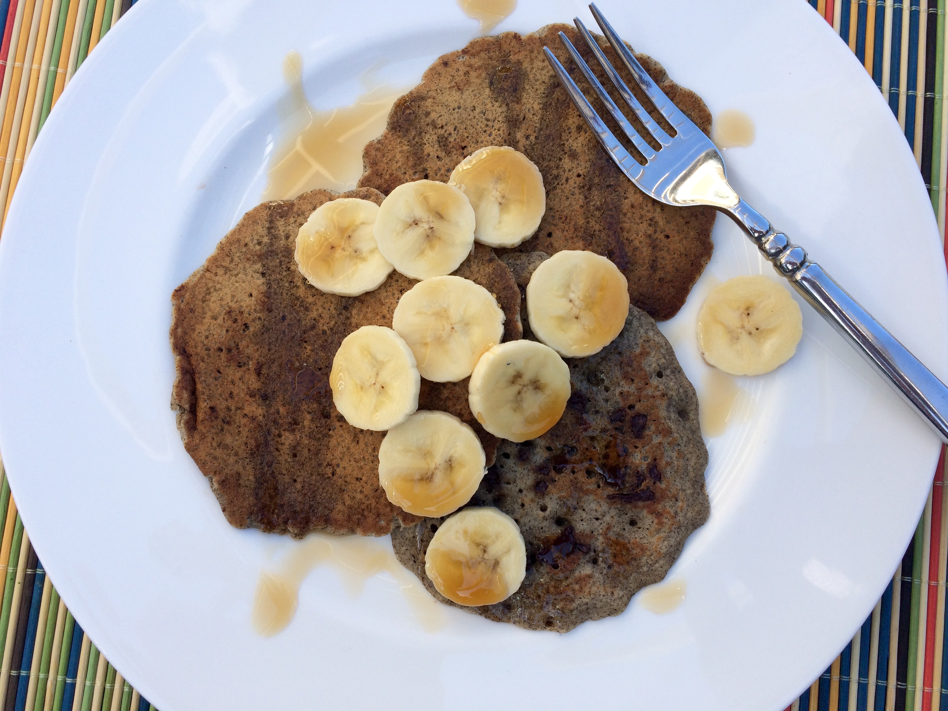 Allergy Free Chocolate Chip Pancakes Recipe