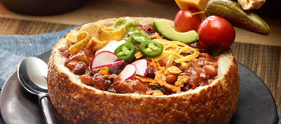 Chili – Think Outside The Bowl