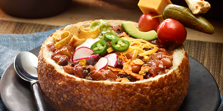 Chili Bowl 50 contains 50 ingredients! Recipe fouund at http://www.hormel.com/Recipes