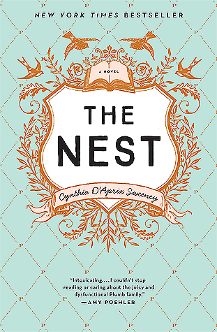 The Nest: Book Review and Party Menu