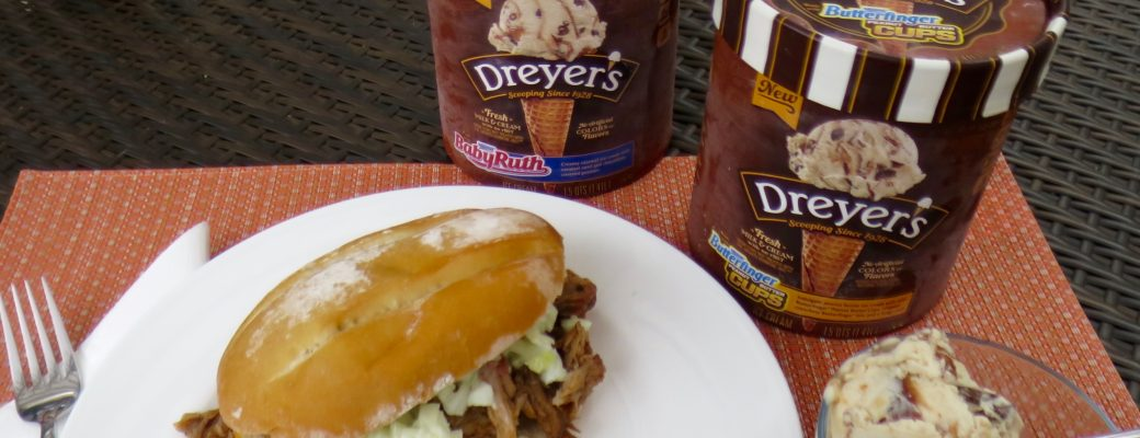 Pulled Pork Sandwiches with Cider Vinegar Sauce Recipe