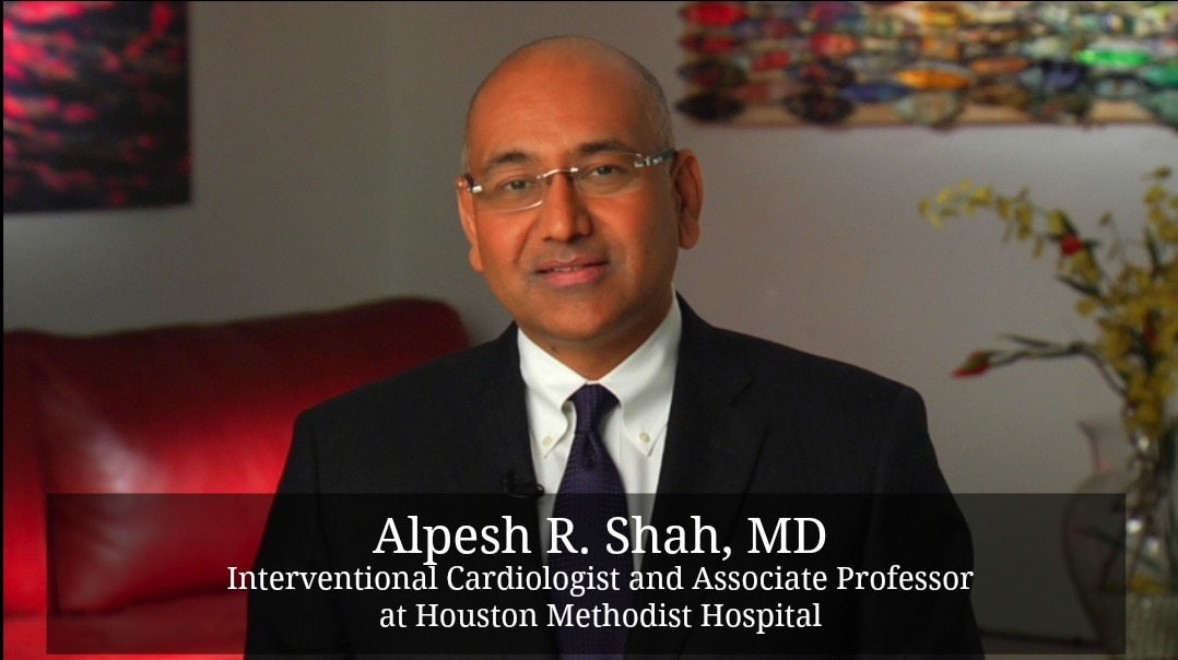 Interview with Alpesh R. Shah, MD, Interventional Cardiologist
