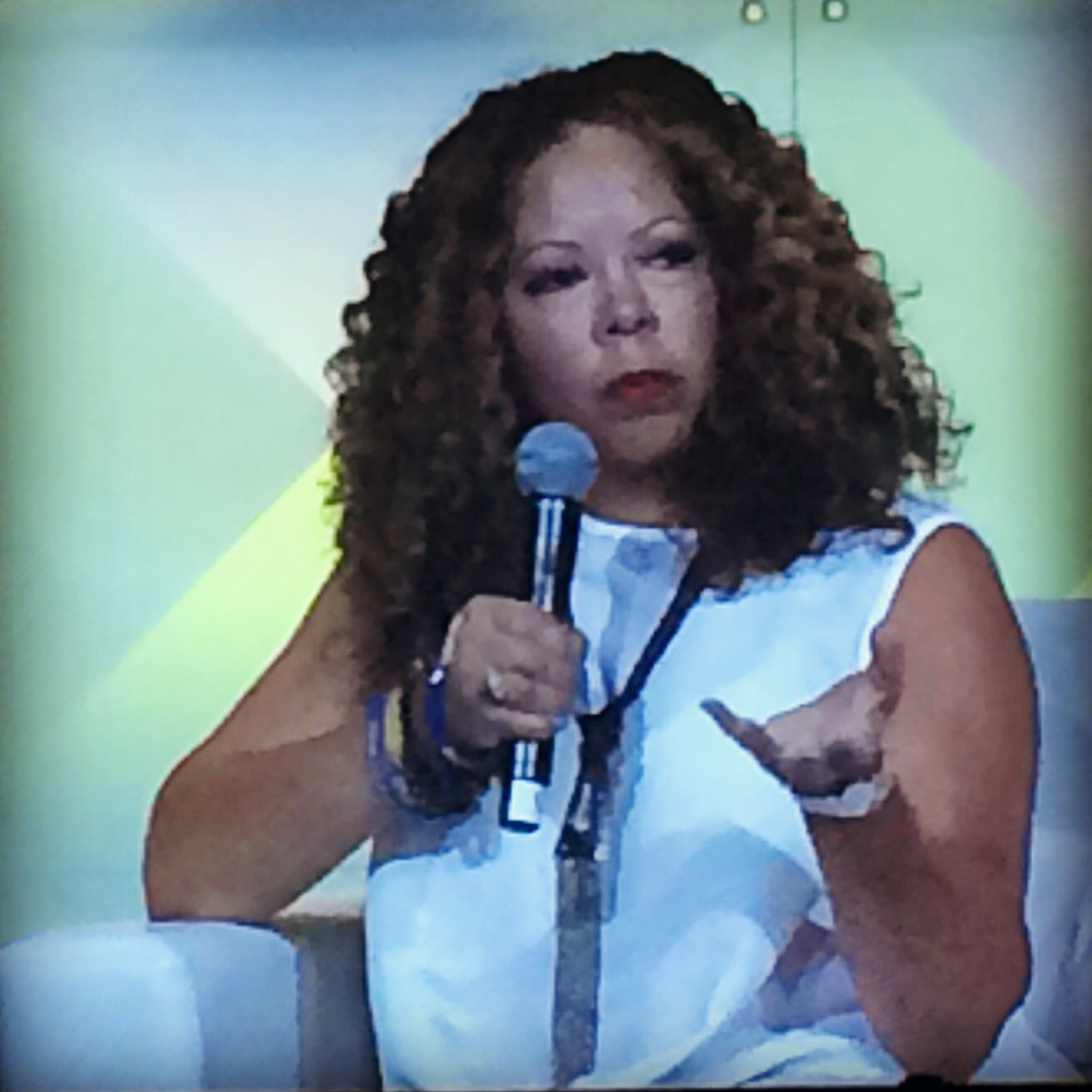 Lucy McBath BlogHer16