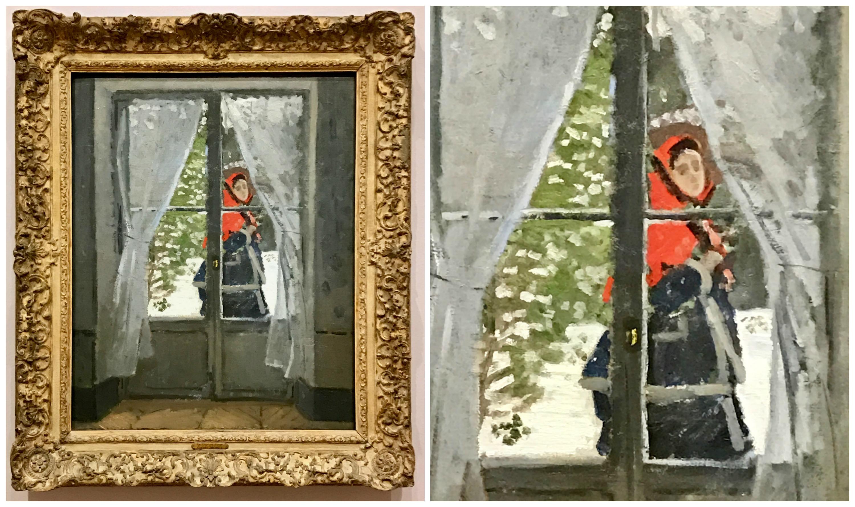 Monet's Camille