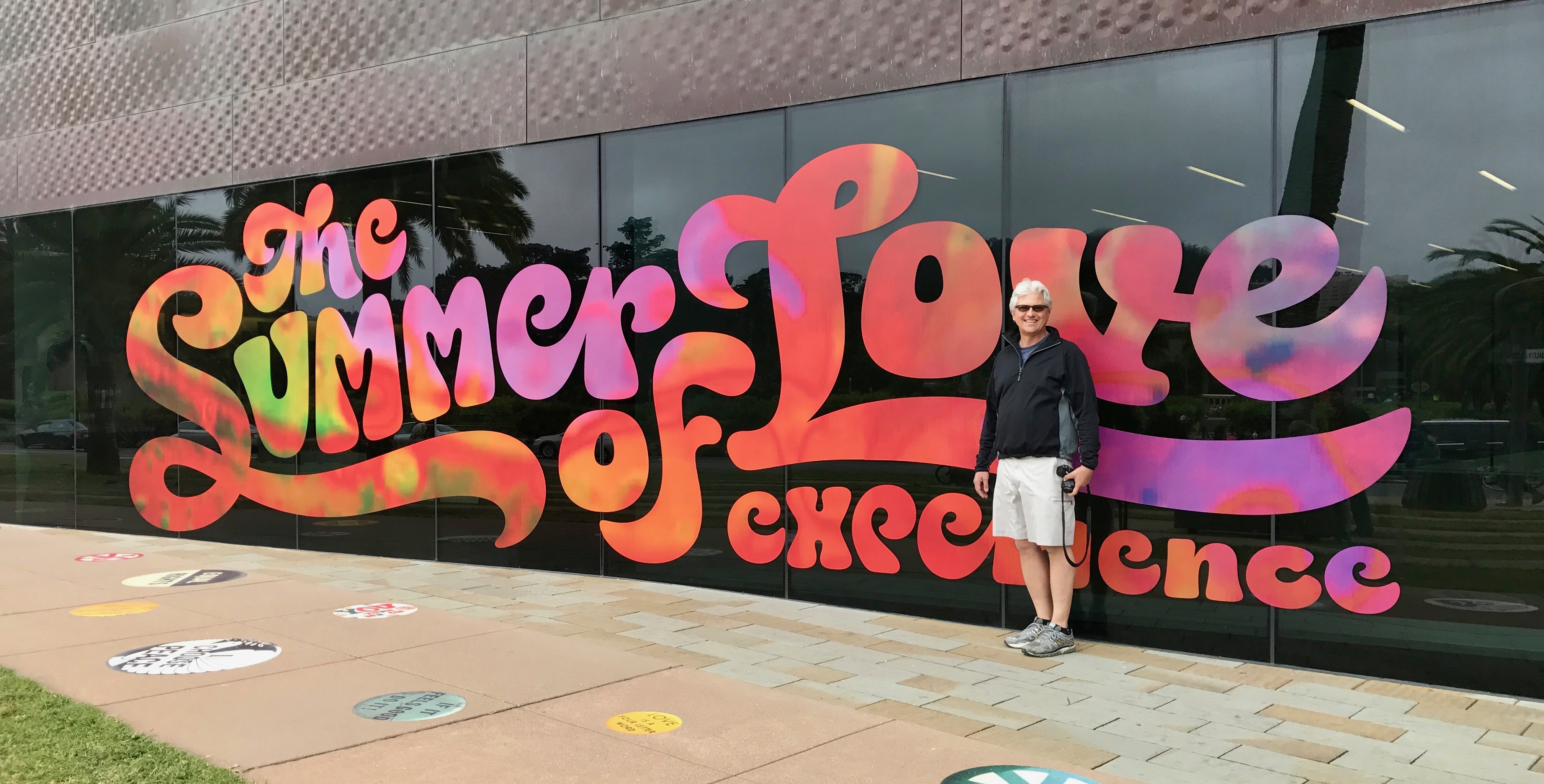 Summer of Love Experience: Art, Fashion, and Rock & Roll