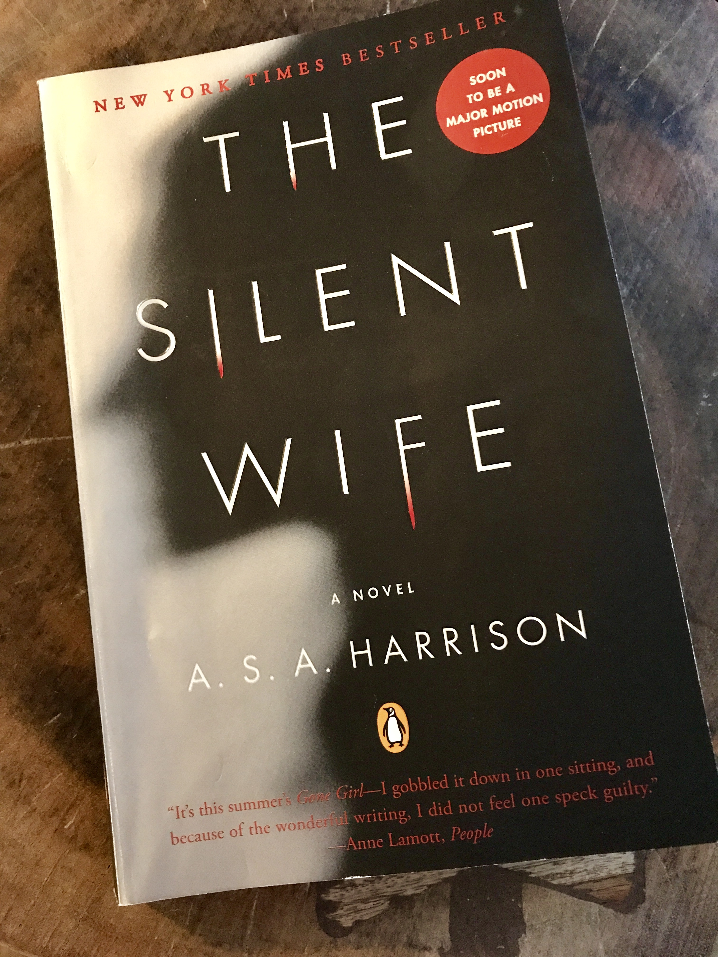 The Silent Wife by A. S. A. Harrison: A Book Review