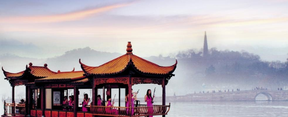Emmy-Winning Travel Expert Stephanie Oswald – Visiting China and the City of Hangzhou
